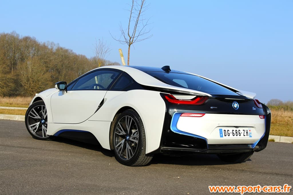 essai bmw i8 14 sur agenda automobile. Black Bedroom Furniture Sets. Home Design Ideas
