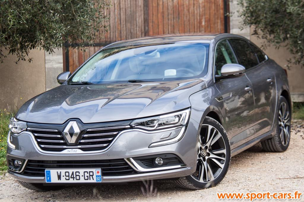 essai renault talisman 10 sur agenda automobile. Black Bedroom Furniture Sets. Home Design Ideas