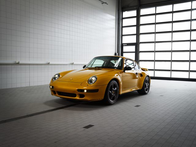 Porsche 911 Project Gold 2018 Encheres